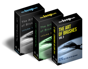 Art of Brushes Rex Reason Refill
