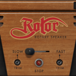 Rotor – a Rotary Speaker Rack Extension for Reason