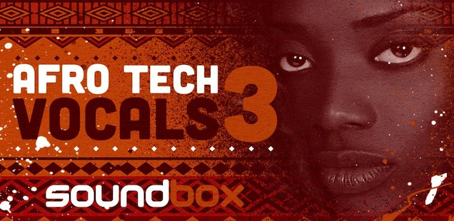 Afro Tech Vocals 3