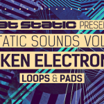 Static Sounds Vol. 1: Broken Electronic Loops & Pads – Free Samples