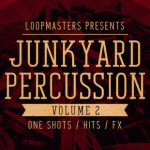Junkyard Percussion Vol. 2 Sample Library – Free Samples