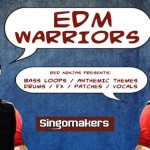 EDM Warriors Sample Library & Midi – Free Samples