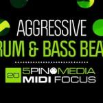 MIDI Focus – Aggressive Drum & Bass Beats Sample Library – Free Samples