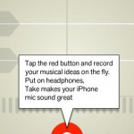 Free iOS App – Propellerhead Take Creative Vocal Recorder