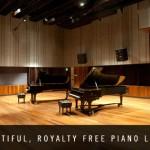 Piano Sessions Loops 24bit WAV files, MIDI files