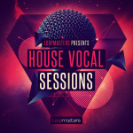 House Vocal Sessions Sample Library Apple, Wav, Rex