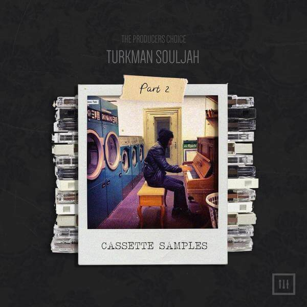 Cassette Samples Vol 2 843 One Shot & Loops by Truman Souljah Reason Refills Wav